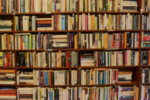 How to organize/ display your book collection