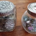 How to store loose change/ coins at one place