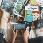 How to Organize Newspaper or Magazine articles that you wish to read later