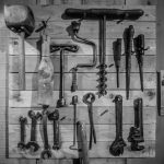 Organizing/storing your work tools
