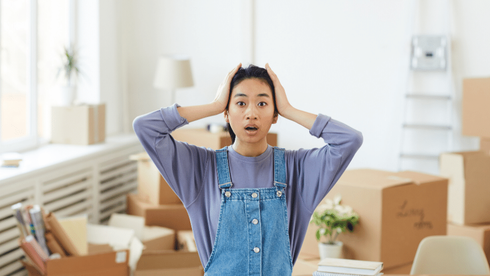 Decluttering your items: To sell, give away/recycle or throw?