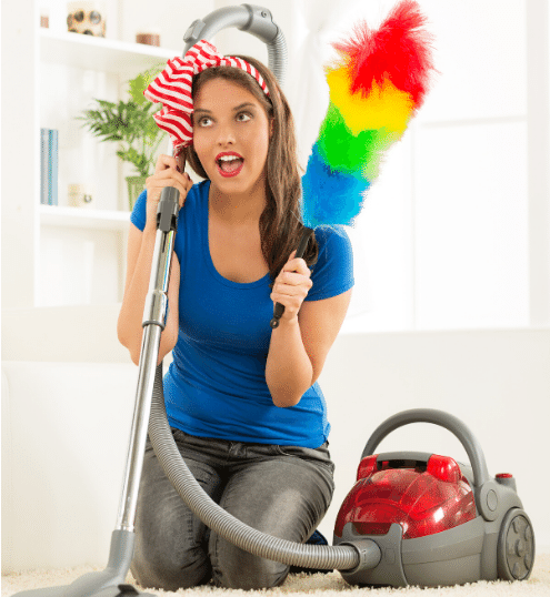 Should you vacuum or dust first and the truth about portable vacuum cleaners