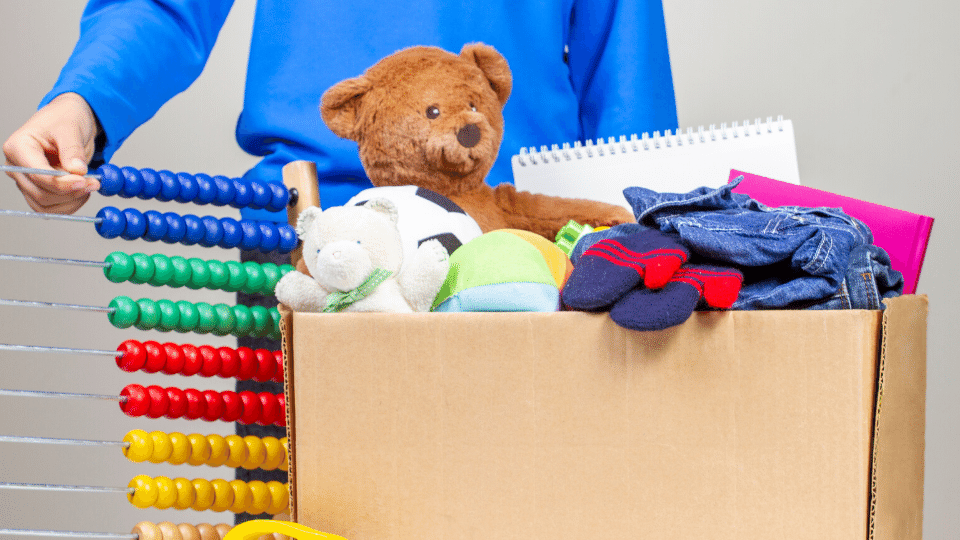 Why I prefer to donate unused items instead of selling them for profit