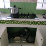 Kitchen cabinets storage