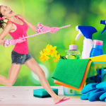 Finding Joy in Mundane Tasks like cleaning and housework