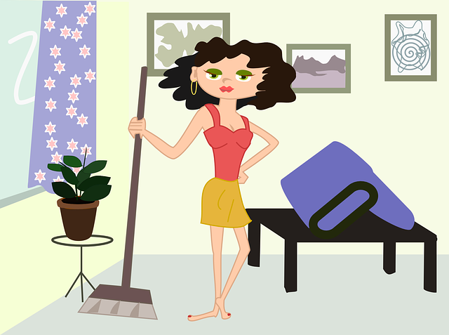 Spring cleaning- to do all at once or break down the tasks?