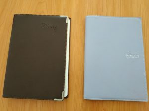 Reuse the cover of your favourite planner
